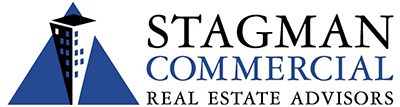 Stagman Commercial Logo